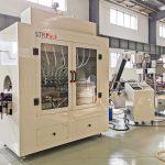 Avtomatski stroj za polnjenje tekočih steklenic, Clorox stroj za polnjenje belilne kisline
