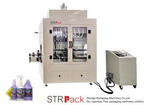 Stroj za korozivno polnjenje tekočin