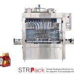 Avtomatski stroj za polnjenje omake