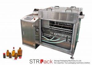 Stroj za izpiranje steklenic